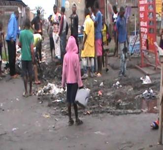 Kinshasa, République Démocratique du Congo, Afrique | Infection, typhoïde, TB | NFDPC